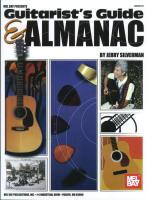 Guitarist's Guide & Almanac - Silverman, Jerry