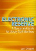 Electronic Reserve - Driscoll, Lori