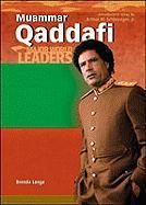Muammar Qaddafi (Mwl) - Lange, Brenda