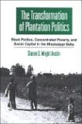 The Transformation of Plantation Politics: Black Politics, Concentrated Poverty, and Social Capital in the Missippi Delta - Austin Wright, Sharon D.