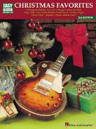 Christmas Favorites: Easy Guitar with Notes & Tab