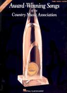 Award-Winning Songs of the Country Music Association - Vol. 2 - Hal Leonard Publishing Corporation