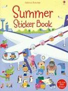 Summer Sticker Book [With 500+ Stickers] - Watt, Fiona