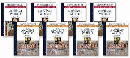 Encyclopedia of Society and Culture in the Ancient and Medieval World, 8-Volume Set - Peter Bogucki, Editor In Chief and Pam