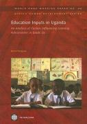 Education Inputs in Uganda: An Analysis of Factors Influencing Learning Achievement in Grade Six - Nannyonjo, Harriet
