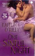 One Sinful Night - O'Riley, Kaitlin
