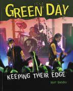 Green Day: Keeping Their Edge - Doeden, Matt