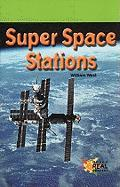 Super Space Stations - West, David