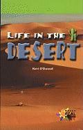 Life in the Desert - O'Donnell, Kerri