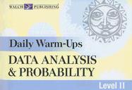 Data Analysis & Probability - Steddin, Maureen