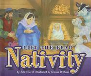 Lift the Flap Nativity - David, Juliet