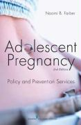 Adolescent Pregnancy: Policy and Prevention Services - Farber, Naomi B.