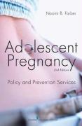 Adolescent Pregnancy: Policy and Prevention Services - Farber, Naomi B.