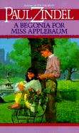 A Begonia for Miss Applebaum - Zindel, Paul