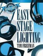 Easy Stage Lighting - Freeman, Tim