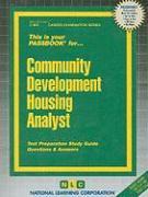 Community Development Housing Analyst