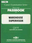 Warehouse Supervisor