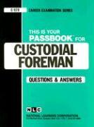 Custodial Foreman