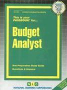 Budget Analyst