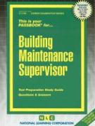 Building Maintenance Supervisor