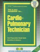 Cardio-Pulmonary Technician