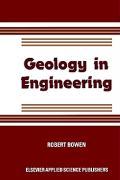 Geology in Engineering - Bowen, R.