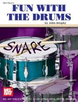Mel Bay's Fun with the Drums - Brophy, John