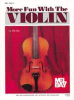 More Fun with the Violin: Big Note - Easy Solos - Bay, Bill