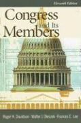 Congress and Its Members - Davidson, Roger H.; Oleszek, Walter J.; Lee, Frances E.