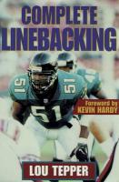 Complete Linebacking - Tepper, Lou; Tepper, Louis A.