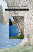 Canadian Literature in English, Volume 2 - Keith, W. J.