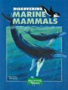 Discovering Marine Mammals [With Stickers] - Field, Nancy; Machlis, Sally