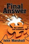 Final Answer - Marshall, John