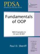 Fundamentals of Oop - Sheriff, Paul D.