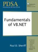 Fundamentals of VB.NET - Sheriff, Paul D.