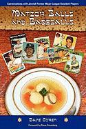 Matzoh Balls and Baseballs - Cohen, Dave