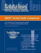 Verbal Study Companion - Turbocharge Your GMAT - Manhattan, Review