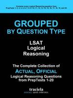 GROUPED by Question Type: LSAT Logical Reasoning - Traciela, Inc; Traciela Inc