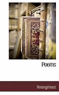 Poems - Anonymous
