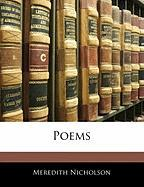 Poems - Nicholson, Meredith