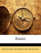 Rimas - De Argensola, Bartolom Leonardo