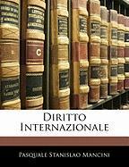 Diritto Internazionale - Mancini, Pasquale Stanislao