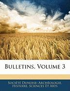 Bulletins, Volume 3