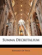 Summa Decretalium