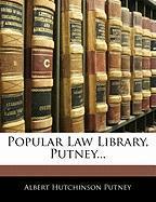 Popular Law Library, Putney... - Putney, Albert Hutchinson