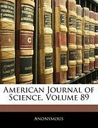American Journal of Science, Volume 89 - Anonymous