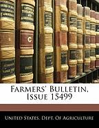 Farmers' Bulletin, Issue 15499