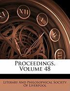 Proceedings, Volume 48