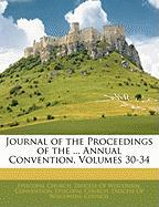 Journal of the Proceedings of the ... Annual Convention, Volumes 30-34