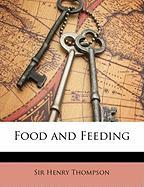 Food and Feeding - Thompson, Henry